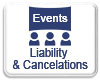 Events - Liability and Cancelations - Insurance
