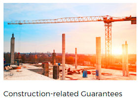 Blenheim Construction Related Guarantees